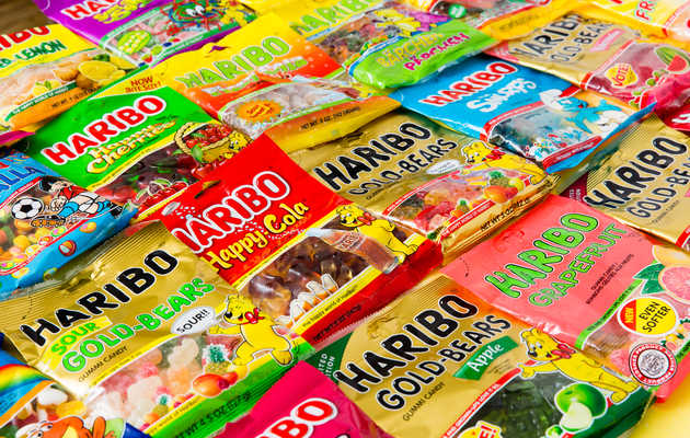 All 25 Flavors of Haribo Gummies, Ranked