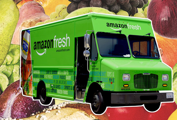 Inside Amazon's Grand Plan to Control How You Eat