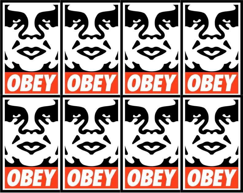 obey meme