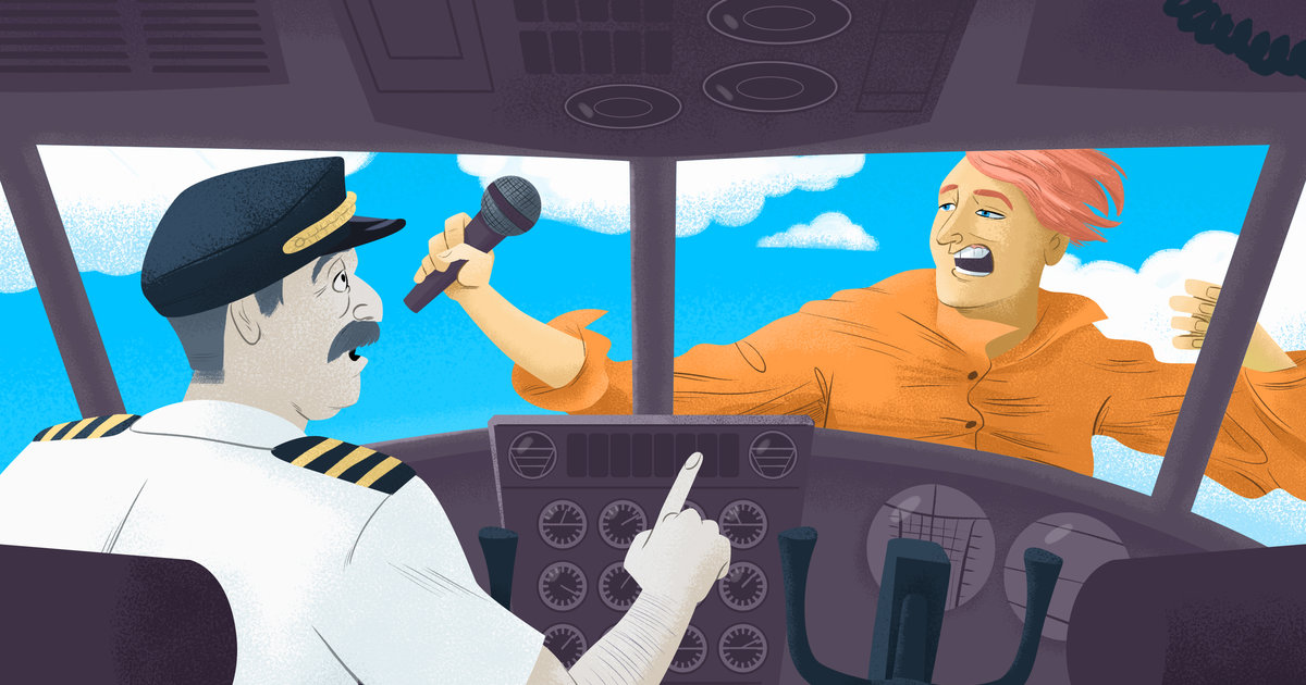Every Question You've Ever Had About Flying, Answered by a Pilot