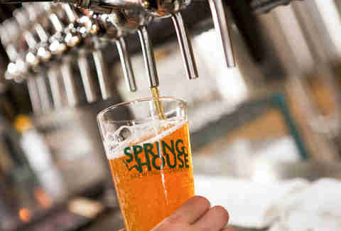 Spring House Brewing Co