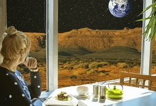 Why Colonizing Mars Depends on Making Food Taste Better in Space