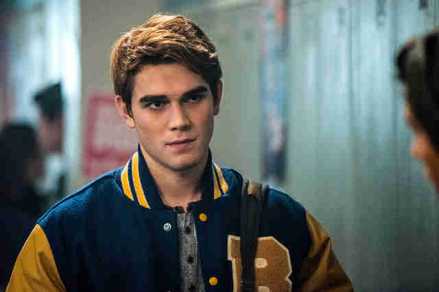 riverdale season 3 superhero archie