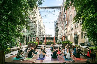 Industry City Yoga