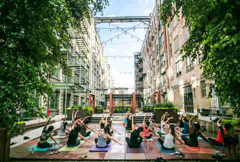 Industry City Yoga