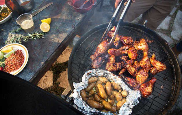 Here's Everything That Happens in Your Grill at Every Temperature