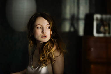 emily browning, laura moon, american gods