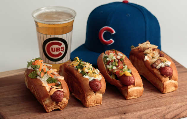 The Best Food at Wrigley Field