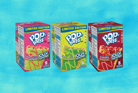 jolly rancher pop tarts
