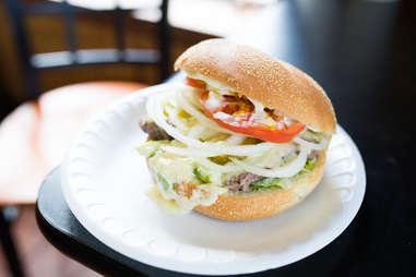 K Lamay's Steamed Cheeseburgers