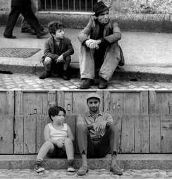 bicycle thieves master of none connection