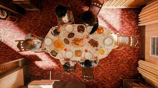 Master of None Season Two Thanksgiving