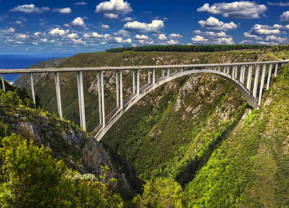 The Bloukrans Bridge