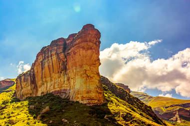 South Africa Drakensberg Golden Gate national park