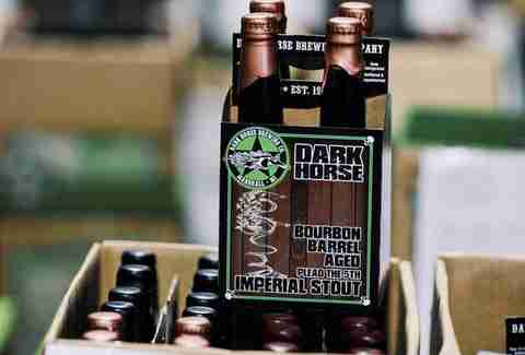 DARK HORSE BREWING CO./RHINO MEDIA PRODUCTIONS
