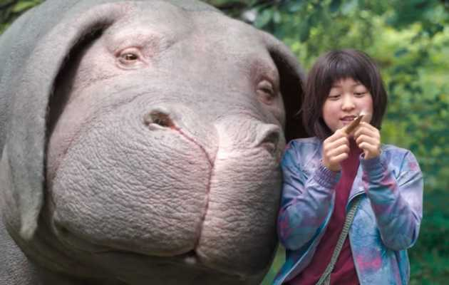 Netflix's New Animal Rights Thriller 'Okja' Stars the Most Adorable Pig Ever