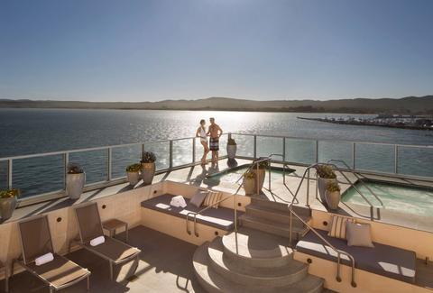 Monterey Plaza Hotel Spa