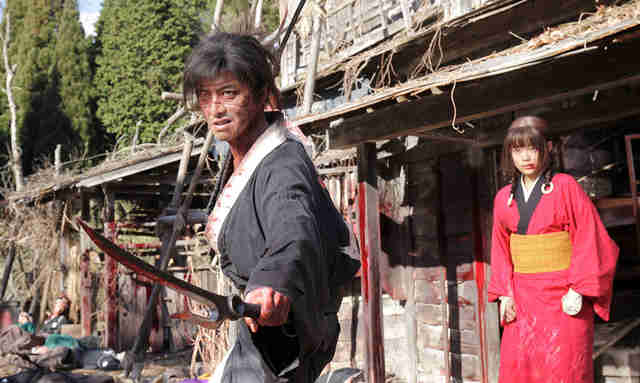 blade of the immortal cannes 2017