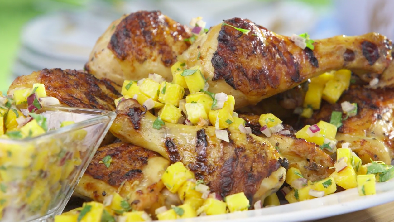 Best recipes and things to cook thrillist get grilling yogurt marinated chicken forumfinder Choice Image