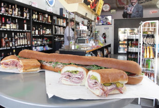 This Secret LA Deli Serves Massive Sandwiches