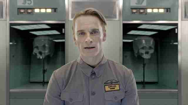 Alien David Michael Fassbender
