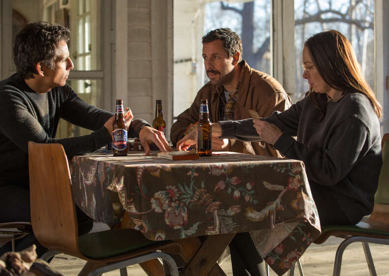Meyerowitz Stories netflix best cannes 2017 movies