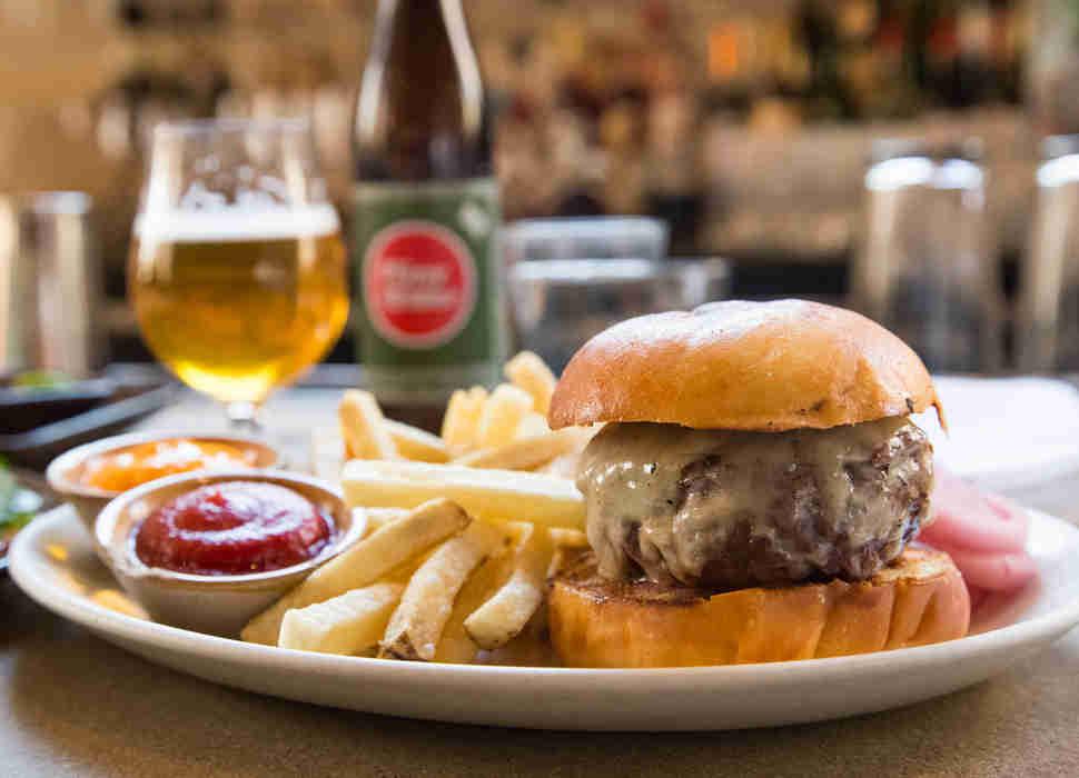 Nation Kitchen And Bar Burger Week