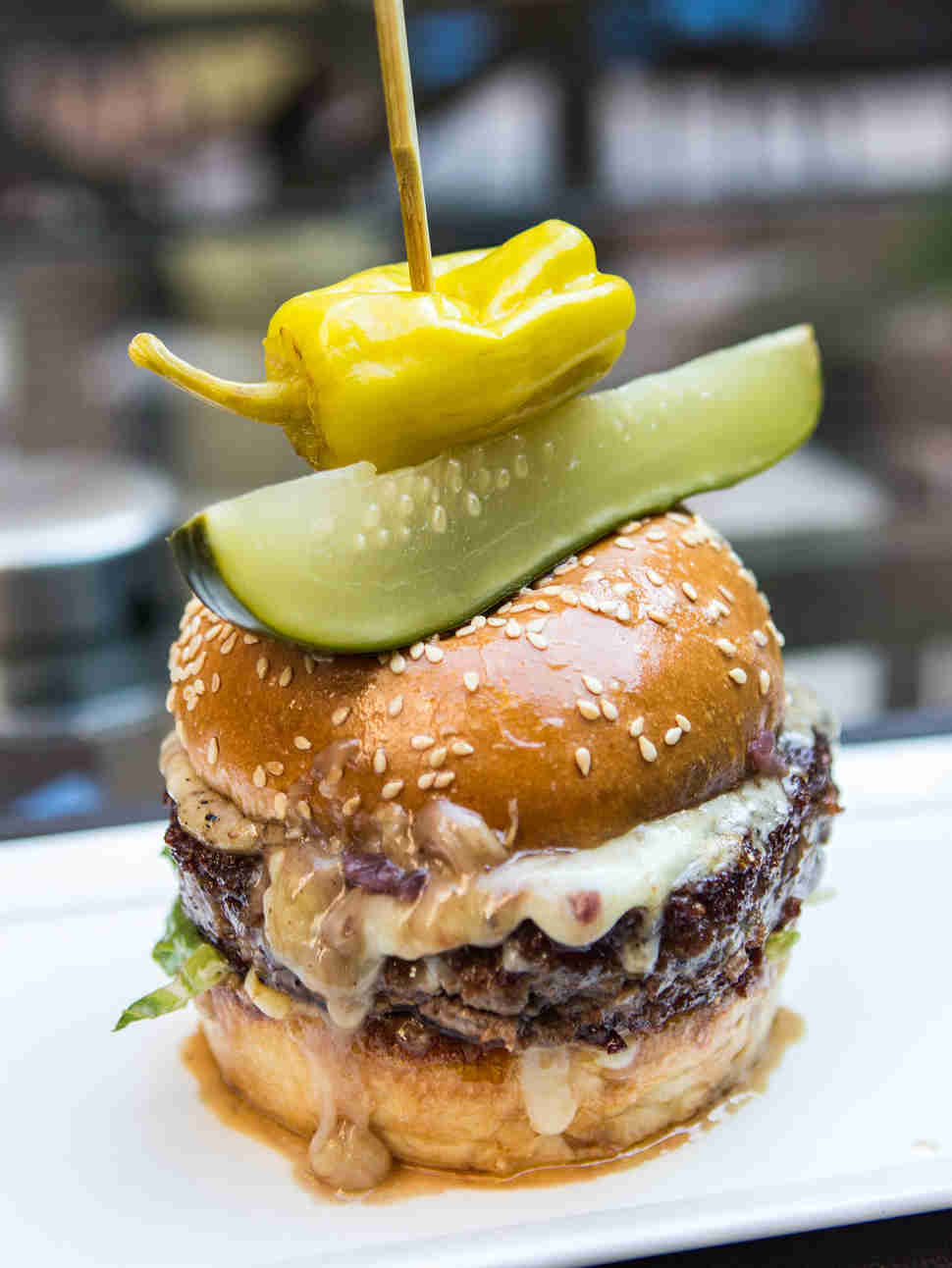 The 100 Best Burgers in America, Ranked by Our National Burger Critic