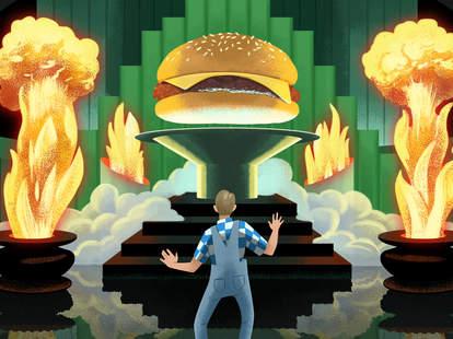 burgers, best burgers in America, burger quest