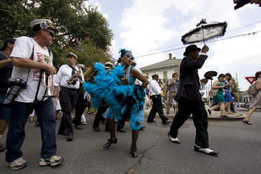 Satchmo Summerfest in New Orleans