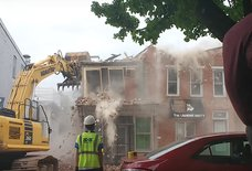 Demolition Crew Accidentally Tears Down the Wrong Building, Chaos Ensues