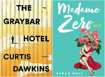 graybar hotel madame zero books