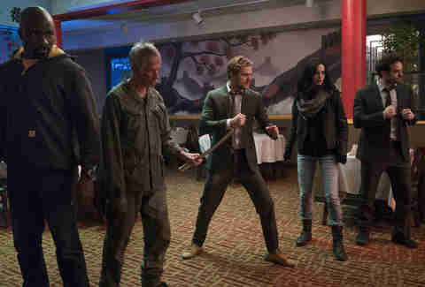 marvels the defenders on netflix