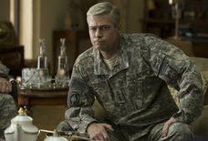 Brad Pitt Takes a Huge Risk with His New Netflix Movie 'War Machine'