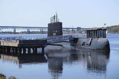 Submarine Force Museum and USS Nautilus