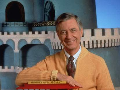 Mr. Rogers story