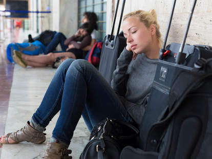 Worst airports for flight delays