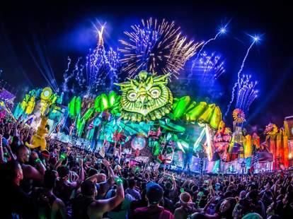 Electric Daisy Carnival, EDC Las Vegas