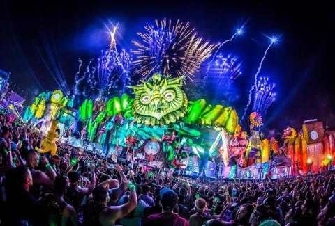 Las Vegas Outdoor Summer Concerts Music Festivals Calendar 2017