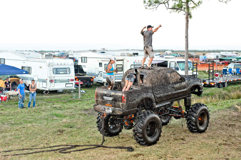 The Greatest Redneck Parties in America