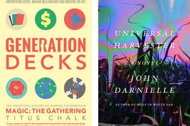 generation decks & universal harvester