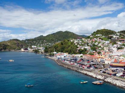 grenada caribbean island