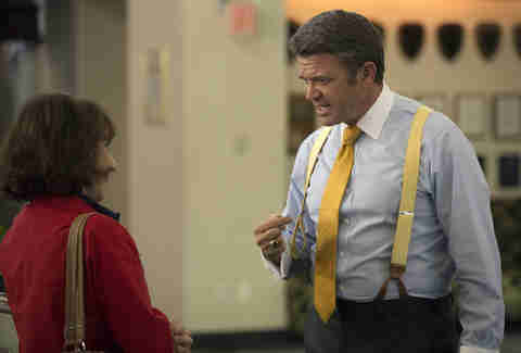 great news, nbc, john michael higgins, andrea martin