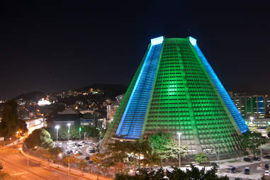 Metropolitan Cathedral of Rio