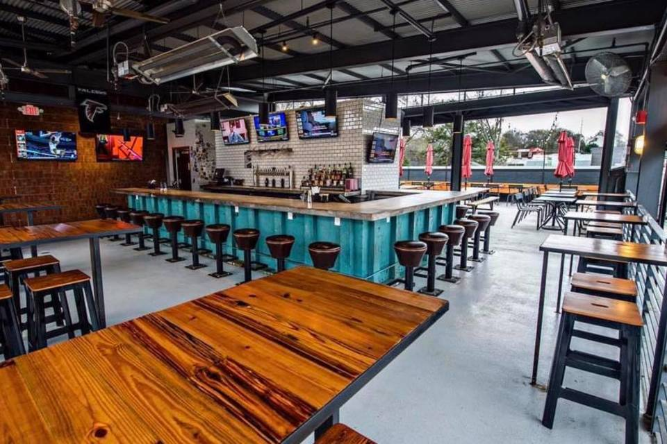 Best Rooftop Bars In Atlanta Where To