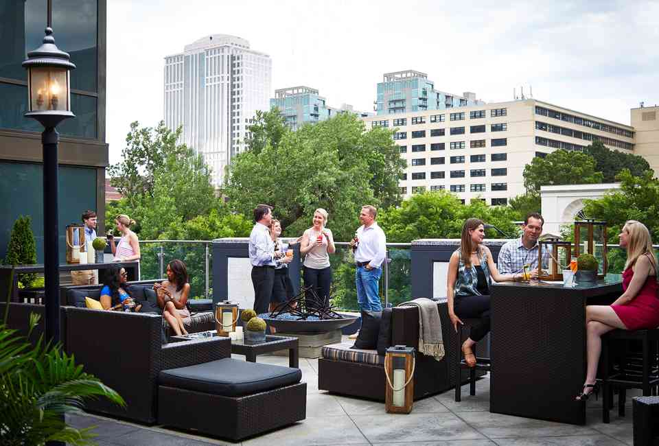 Best Rooftop Bars in Atlanta: Where to Drink With a View
