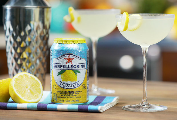 The Sanpellegrino 75 Is Your Weekend Reward