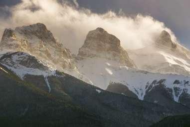 Three Sisters Mountain