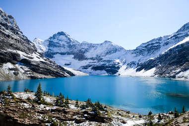 Lake McArthur, Yoho National Park, Canadian Rockies
