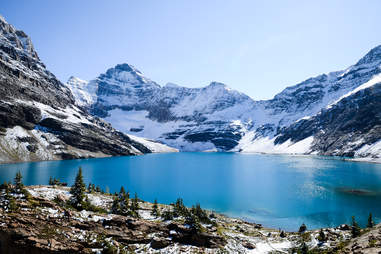 Lake McArthur, Yoho National Park, Canadian Rockies